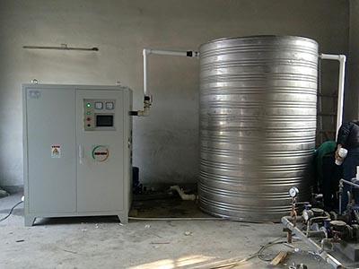 集体供暖燃煤锅炉的最佳替代——智能电磁供暖炉