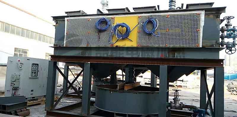 污油处理防爆电磁加热