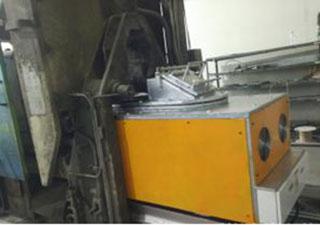 电磁加热式熔炉