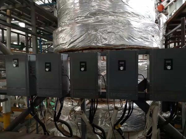 电磁加热炼油设备