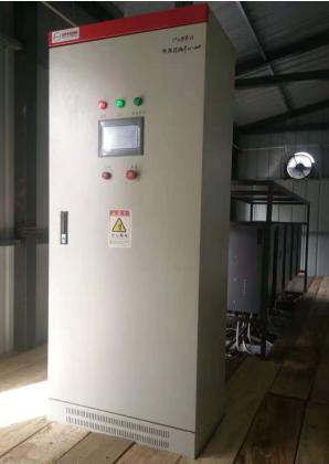 多机并联电磁供热设备