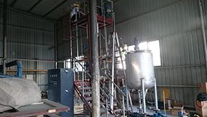 不锈钢反应釜电磁加热解决方案