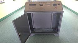 电磁加热熔锡炉