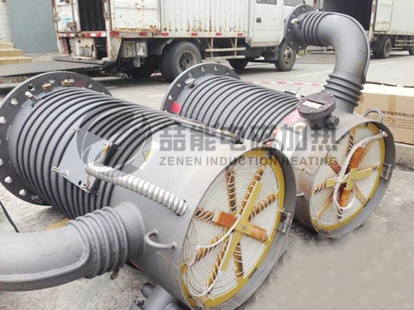 电磁加热扩散泵